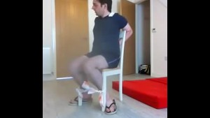 Sneezing Ian s Sneezing and Flip Flops Fetish Video (8)