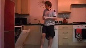 Sneezing Ian s Sneezing and Flip Flops Fetish Video (50)