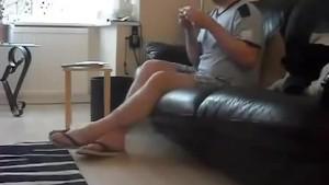 Sneezing Ian s Sneezing and Flip Flops Fetish Video (65)