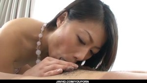 Creampie to end Hina Aisawa strong hardcore fuck