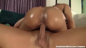Booty Babe Sophia Gets Fucked Hard!