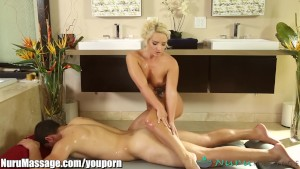 NuruMassage Slippery Sensual Sex