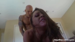 Abigail Mac Gets Fucked