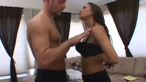 MILF sex teaching in a hotel