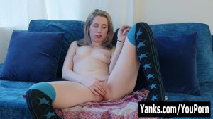 Cute Asha Masturbating Her Pus