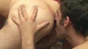 Triple Blowjobs Gay Threesome Rimming