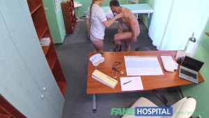 FakeHospital Sexy male patient