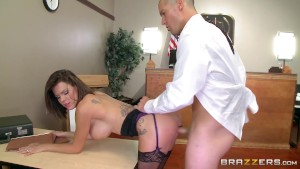 Brazzers - Peta Jensen gets some lawyer dick