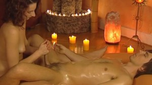 A Womans Touch Relaxes You