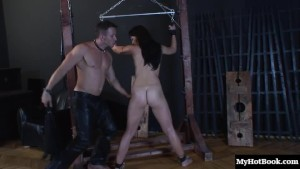 Janis King cant help but love the bdsm lifestyle. Her master has been