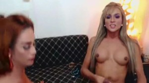 Beautiful Shemales in Awesome Fuck