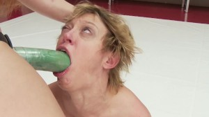 Women's Wrestling Loser Gets Fucked