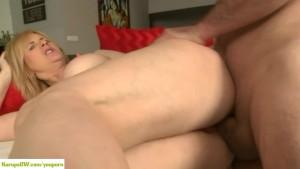 Kim Brosley Gets Mature Pussy Fucked