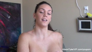 Alison Tyler gets breast impla