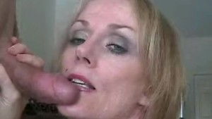 GILF Loves Cock And Wants More