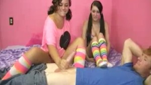 BFF Teens Decide To Milk Off One s Stepbrother