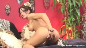 Capri Cavanni Jungle Slut