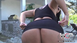 WCP CLUB Anal Kiara Mia and her big buns