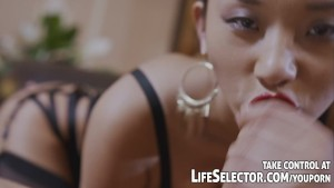 Alina Li s Sexperiences on Life Selector