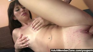 AdultMemberZone - Ashlyn Rae Fucked Before Her Cam Show