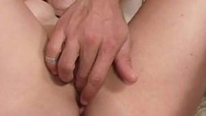 Sexy secretary Lori Lust gets blasted with thick cum on her pretty face