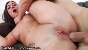 Anal Newbie Brittany Shae wants it BADDDD!