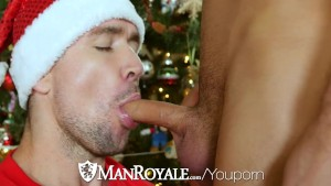 ManRoyale - Kyle Kash Gets XMas Gift Up the Ass from Trenton Ducati