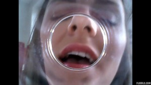 Kira - Kinky selfie (endoscope pussy cam video)
