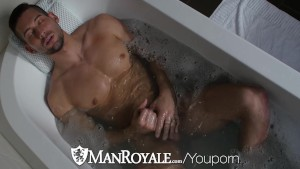 ManRoyale - Big Daddy Billy Santoro Fucks Hot Kyle Kash