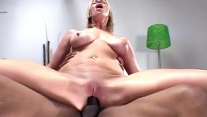 BrokenTeens - Teen Slut Ravaged by a Big Black Cock