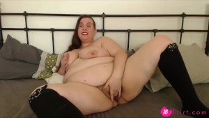 18flirt.com - BBW MelodyMystic with huge tits and dirty mouth fetishes