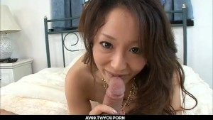 Ruhime Maiori enjoys cock during harsh porn action