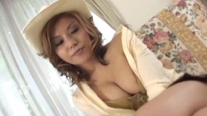 Sexy amateur Akane Hotaru nude scenes of masturbation