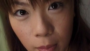 Ami Nishimura with hot ass gets vibrator and fingers in crack