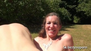 First gangbang for a French Milf Margot
