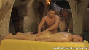 Intense Anal Massage From Asia
