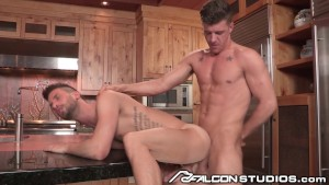 FalconStudios Straight Buttfucking Jock Friends