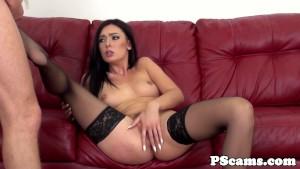 Pussyrubbing Marley Brinx fuck