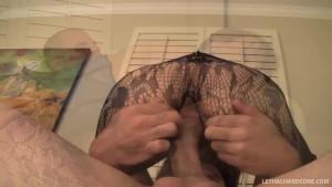 MLF pornstar Cytherea squirts on big cock