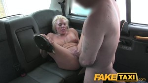 FakeTaxi Driver caught wanking