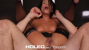 HOLED - Adriana Chechik tied u