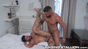 RagingStallion Spanish Ass-Fucking Studs