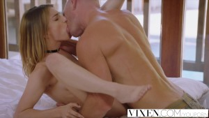 VIXEN.com Bad daughter loves sex too much