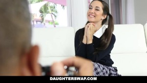 DaughterSwap - Naughty School