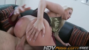 Nasty blonde Cindy Dollar fucks hard to eat cum.mp4