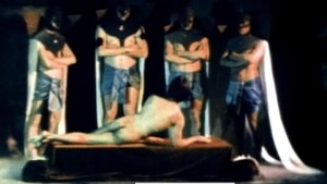 Strange Sex Ritual from NIGHT OF THE OCCULTIST (1973)