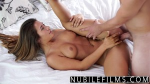 Eva Lovia Takes Bosses Cock And Cum