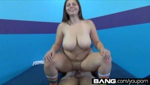 BANG.com: BBW Sluts Take On A Large Cock