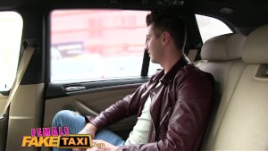 FemaleFakeTaxi Hot Cabbie wants to get fucked and have cum all over her perfect tits