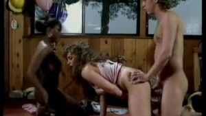 Red Hot Fire Girls (1989) Scene 5. Fifi Bardot, Jon Martin, Jon Dough, Ebony Ayes, Keisha, Jon Dough.mp4
